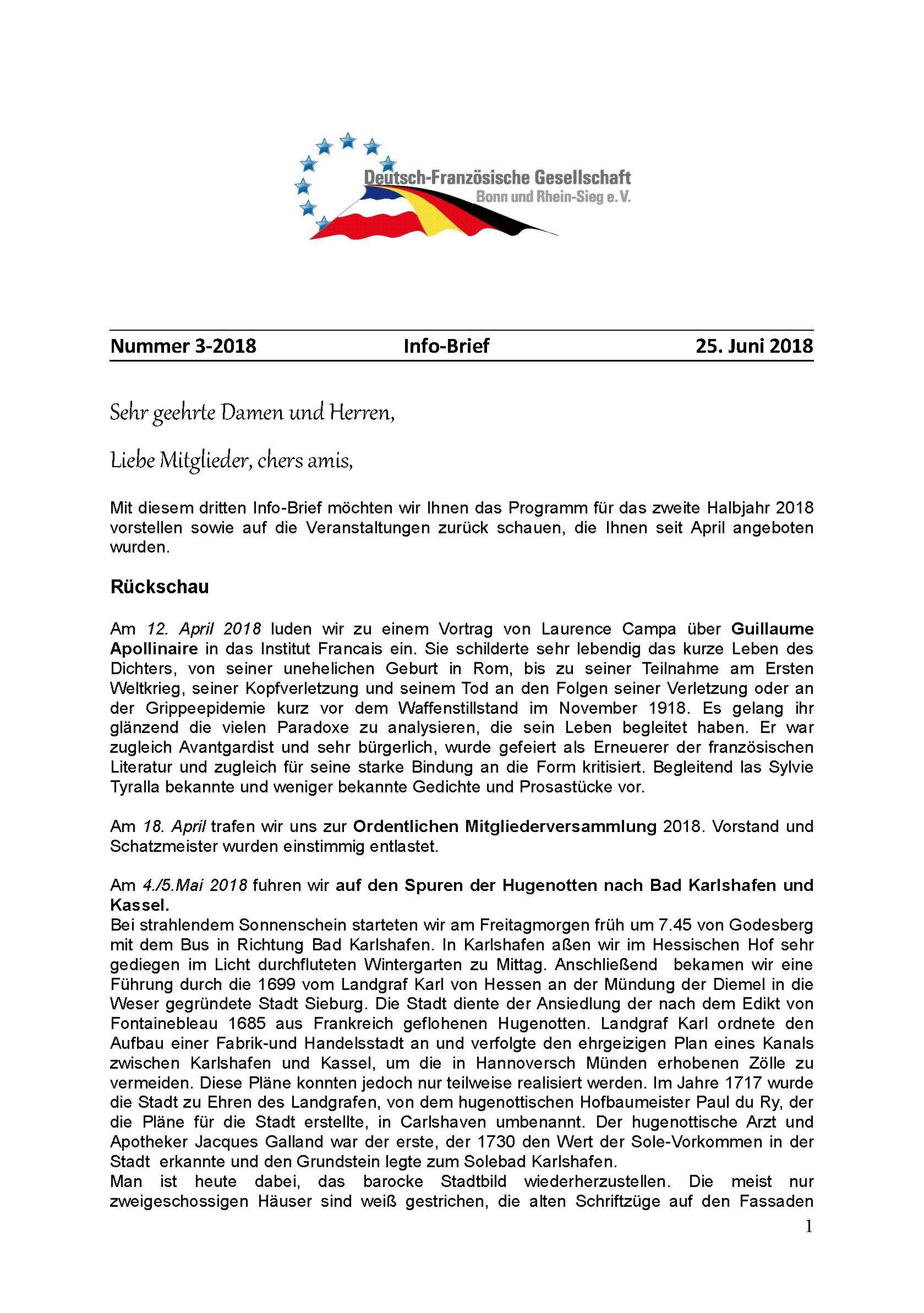 Infobrief 2018 3 Deutsch Französische Gesellschaft Bonn Und Rhein